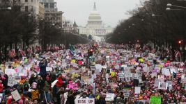 Officials Broach Idea of Charging for National Mall Protests