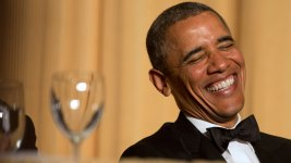 WATCH: Obama Tosses Zingers at White House Correspondents' Dinner