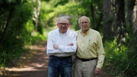 Same-Sex Couple Finally Married After Dropping Father-Son Designation