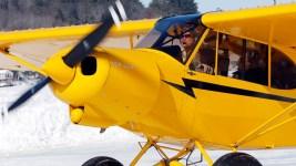 FAA Approves Frozen N.H. Lake for Plane Landings