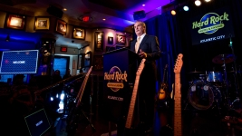 Hard Rock Wants to De-Trumpify President's Former Casino