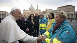 Pope: Health Care Is Too Tied to People's Finances