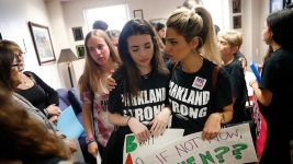 Teen Shooting Survivors Return Home After Shaking Up Capitol