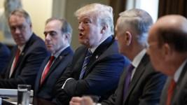 Trump Considers Ousting His VA Secretary in Cabinet Shuffle