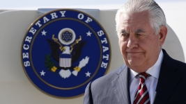Trump Fires Secretary of State Tillerson, Taps Pompeo