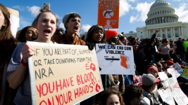 Up Against NRA's Might, Students Fight to Change Gun Laws
