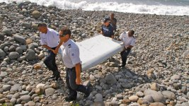 Plane Fragment Confirmed to Be From a Boeing 777