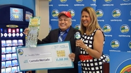 9/11 First Responder Hits $5 Million Lottery Jackpot