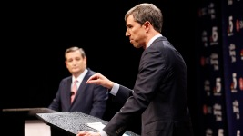 Top Moments From Ted Cruz, Beto O'Rourke's 1st Debate
