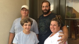 Louisiana Family Works to Recover From Devastating Flooding