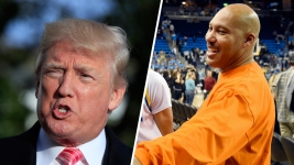 'IT WAS ME': Trump Demands Credit for UCLA Players' Return