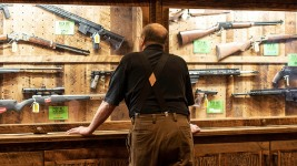 Gun Background Checks Are on Pace to Break Record in 2019