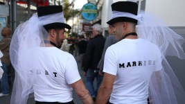 Majority of Baby Boomers Now Support Gay Marriage: Survey