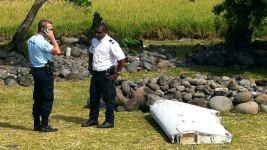 Barnacles Could Provide Clues to Where Jet Crashed