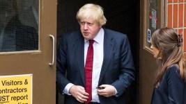Boris Johnson Declines UK Leadership Bid