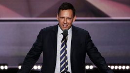 Peter Thiel Breaks New Ground at RNC, But Some Remain Unimpressed