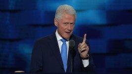 Bill Clinton Makes Case for Hillary in Heartfelt Speech