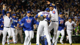 Cubs Beat Dodgers, Advance to First World Series Since 1945