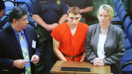 Accused High School Shooter Held on 17 Murder Counts