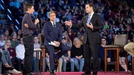 Fla. Shooting Survivors Take on Rubio, NRA at Town Hall