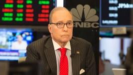 Trump Taps TV Commentator Larry Kudlow for Economic Adviser