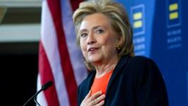 Clinton Campaign Courts Latino Voters