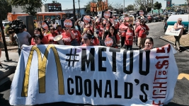 Poll: Some Workers Changing Actions Amid #MeToo