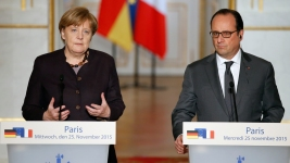 Germany to Support Campaign Against ISIS After French Appeal