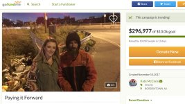 NJ Woman Raises $290K for Homeless Man After Selfless Act