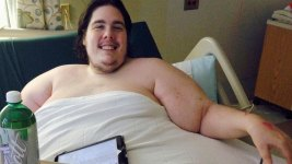 800-Pound R.I. Man: I'm Determined to Slim Down