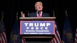 Trump Wants Female President, 'Just Not' Clinton