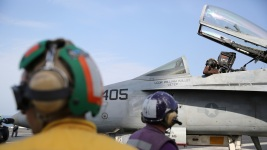 AP Interview: US Pilot Describes Challenges of Bombing ISIS