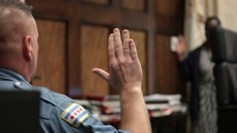 Chicago Cops Reluctantly Testify Against 1 of Their Own