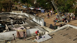 Cyclone Death Toll Above 750; Fighting Disease New Challenge