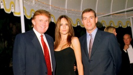 Trump Called Prince Andrew 'a Lot of Fun'