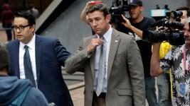 Indicted Calif. Congressman Duncan Hunter Makes Court Appearance