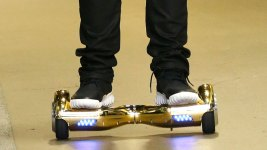 2,400 Counterfeit Hoverboards Seized in Charleston