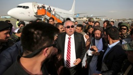 Suicide Bombing in Kabul Kills 14, Afghanistan's VP Unharmed