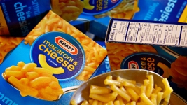 Kraft to Remove Dyes From Mac and Cheese