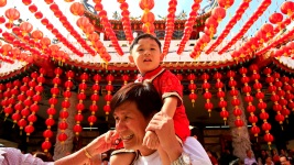 People in Asia and Beyond Welcome Lunar New Year