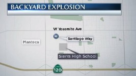 Explosive Device Injures 6 Teens at Calif. House Party
