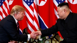 Trump Bucks Treasury, Reverses North Korea Sanctions
