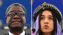 Nobel Laureate Starts Fund for Survivors of Sexual Violence