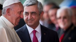 In Armenia, Pope Denounces Twisted 'Genocide'