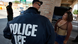 Immigrants Change Up Their Routines, Brace for Arrest