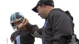 Football Coach With Down Syndrome Marks 20 Years With Team