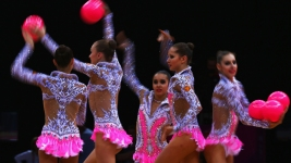 Russia Wins 4th Straight Gold in Rhythmic Gymnastics