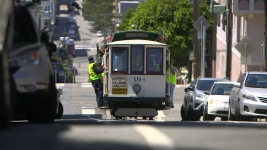 SF's Oldest Cable Car Returns to Streets After 77 Years