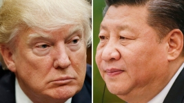 China's Xi Urges Restraint on N. Korea in Call With Trump