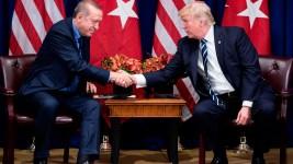 Trump, Erdogan Meet Amid Strained US-Turkey Relations